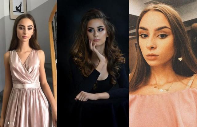 Alicja Kucia awansowała do finału konkursu Miss Polski Nastolatek 2020