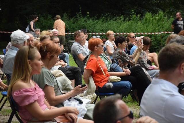 Kaliscy filharmonicy znów zagrali w Parku Miejskim
