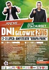 Dni Gilowic 2016. Gwiazdą Andre i Stachursky [PROGRAM, 2-3 lipca]