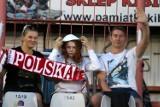 Kibice żużla podczas finału Drużynowych Mistrzostw Świata Juniorów w Bydgoszczy [zdjęcia]