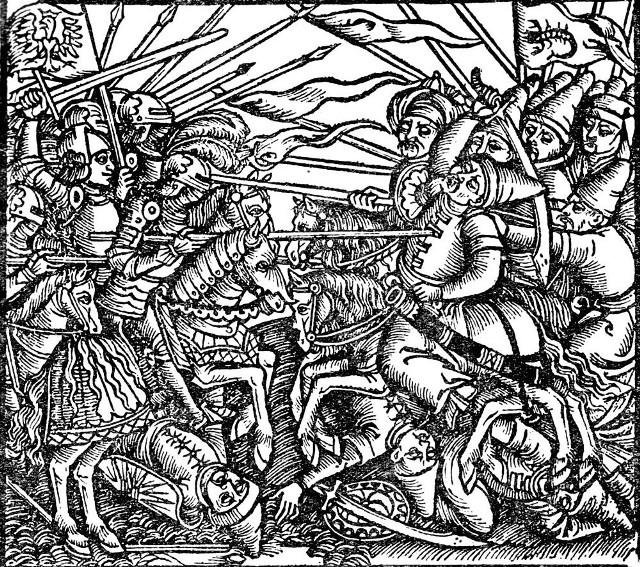 Bochnia była oblegana kilka razy. Huk armat mieszkańcy miasta słyszeli nieraz. W zasadzie od XVII w. mogli się do niego przyzwyczaić