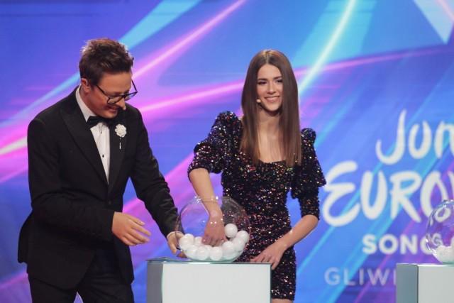 Ceremonia otwarcia Eurowizji Junior 2019 w Katowicach