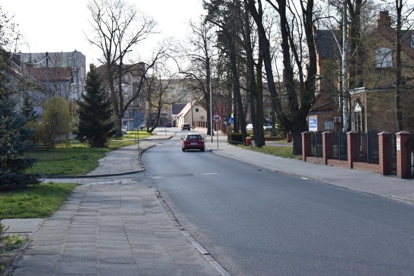 Wirtualny spacer po Krośnie Odrzańskim.