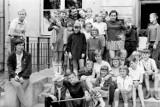 Dzieciaki z Sieradza na letnich koloniach w Męce. Lata 60 - NIEPUBLIKOWANE ZDJĘCIA