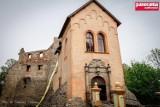 Walim: Nocne zwiedzanie Zamku Grodno w Zagórzu Śląskim