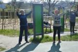Street Army Workout w Zielonej Górze. Przyjdź do parku poćwiczyć na świeżym powietrzu!