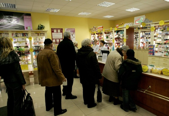 Farmaceuci uważają, że w dzień jest wystarczająco dużo czasu, aby wykupić receptę.