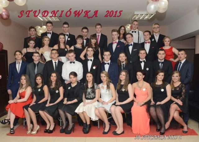 Studniówka 2015 LO Pleszew-