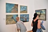 Melodia światła… W Muzeum Ziemi Lubuskiej w Zielonej Górze zachwyca blisko 80 obrazów na jubileuszowej wystawie Heleny Zadrejko