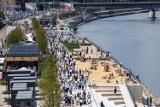 Tak mogłaby wyglądać Warszawa gdyby nie koronawirus. Gwar na bulwarach, biegi, pikniki i protesty. Wspominamy miasto sprzed epidemii