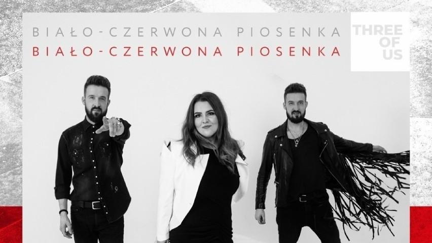 """Euro 2020. Polska - Hiszpania. """"Biało-czerwona piosenka"""" grupy Three Of Us zagrzewa Polaków do boju. Śpiewajmy razem [TEKST PIOSENKI]"""