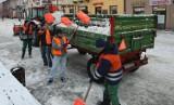 Śnieg zabierają tylko z centrum Kielc. Co z resztą miasta?