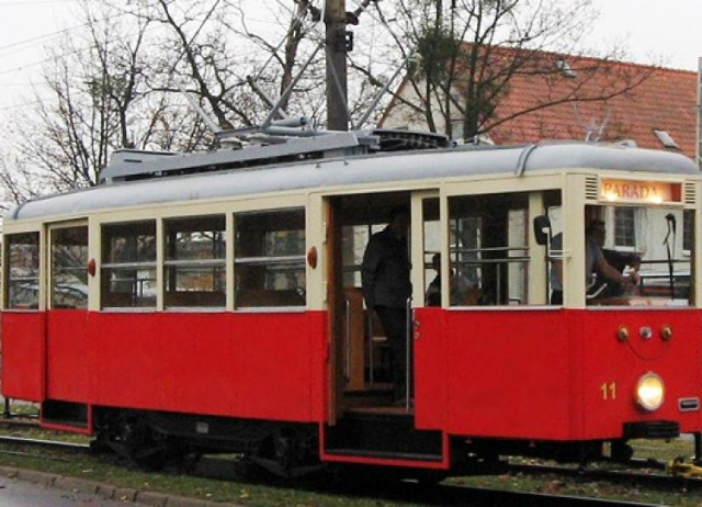 Zabytkowy tramwaj przejedzie ulicami kilku miast Śląska