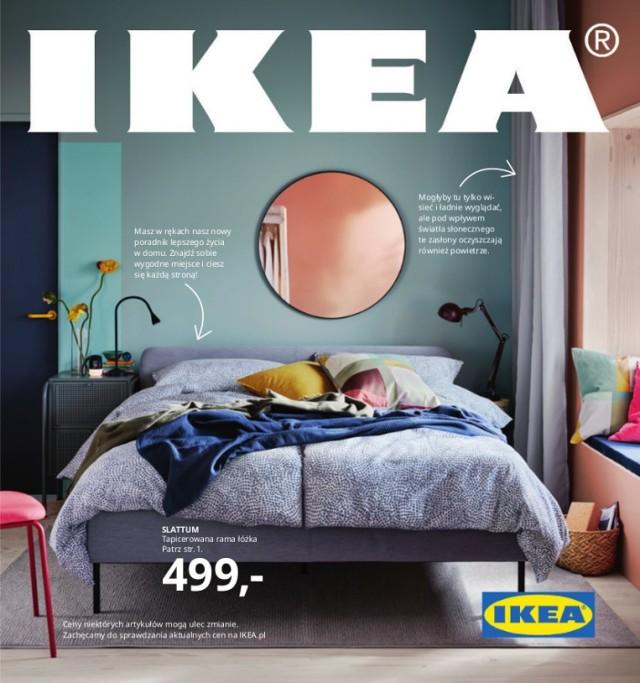 Katalog IKEA 2021 - poradnik lepszego życia w domu