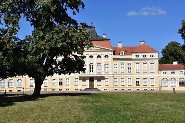 Atrakcje turystyczne Wielkopolski - pałac w Rogalinie