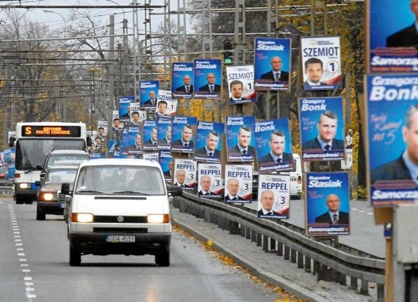 Wybory Samorządowe 2018 Gdzie Będą Wisieć Plakaty Wyborcze