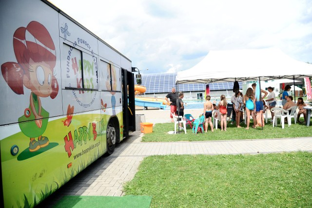 W sobotę Happy Bus będzie dostępny od godz. 10.