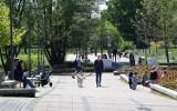 Pruszcz Gdański bez maseczek. Mieszkańcy korzystają z pogody, wybrali się na spacery |ZDJĘCIA