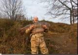 Złapał w Odrze 122-centymetrową rybę