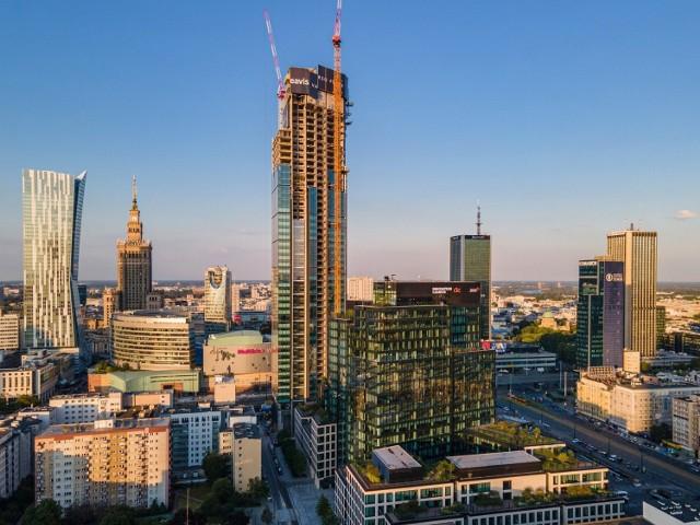Varso Tower w Warszawie