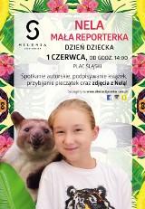 Dzień Dziecka w SCC: pojawi się Nela Mała Reporterka, będzie miasteczko smerfów i dmuchańce