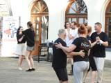 Warsztaty tańca ludowego w Zamku Kazimierzowskim w Przemyślu [ZDJĘCIA]