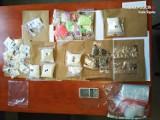 6 tys działek amfetaminy, 230 tabletek ekstazy oraz mariuhana - za to zatrzymano 25-letnią dilerkę z Bykowiny.