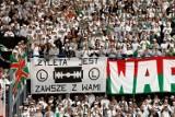 """""""Czas, abyśmy wyrazili zdanie w naszej sprawie"""". Protest kibiców Legii przeciwko zamknięciu stadionów"""