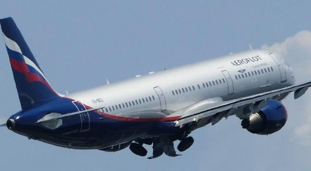 Nad Przemyślem lata więcej niż dotychczas samolotów rosyjskich linii lotniczych.