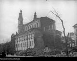 Kościół z XIX wieku coraz bliżej odrestaurowania. Przetrwał zniszczenie getta. Zobaczcie historyczne i nowe zdjęcia tego miejsca
