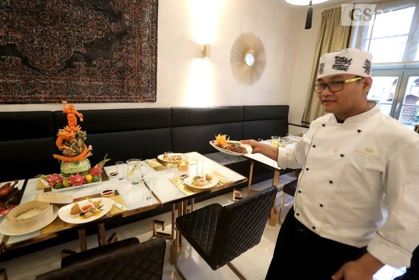 Na Podzamczu Otwarcie Nowej Restauracji Z Kuchnią Chińską