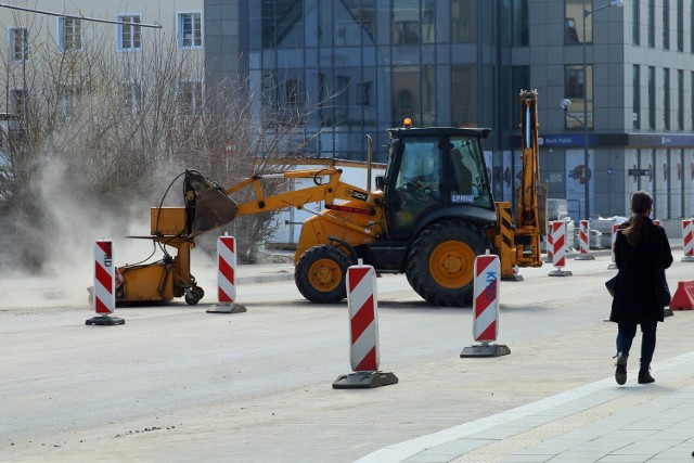 W czerwu w kilku miejsach Przemyśla będą prowadzone remonty.