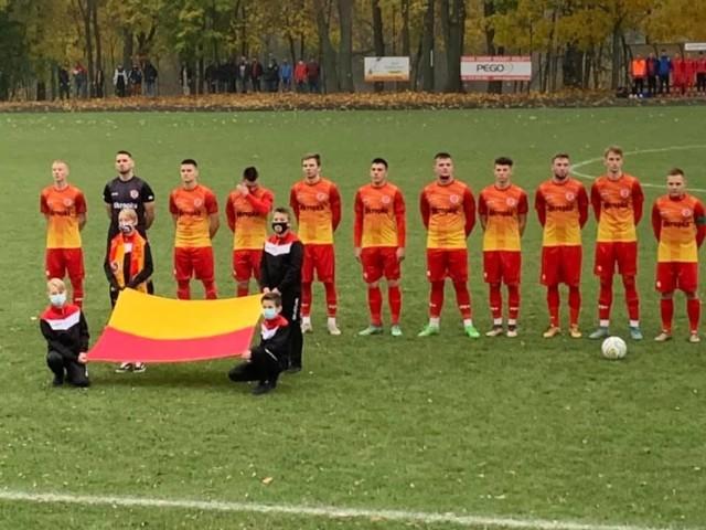 W Łobżenicy 11 listopada najpierw było bardzo uroczyście, a potem bardzo radośnie, przynajmniej dla graczy miejscowej Pogoni, którzy po raz pierwszy w historii klubu zdobyli Fortuna Pucharu Polski w strefie pilskiej Wielkopolskiego ZPN