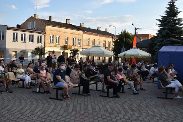 Koncert odbył się na placu 3 Maja w Aleksandrowie Kujawskim.