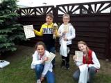 Wojewódzki Turniej Bezpieczeństwa w Ruchu Drogowym z udziałem uczniów z Obry