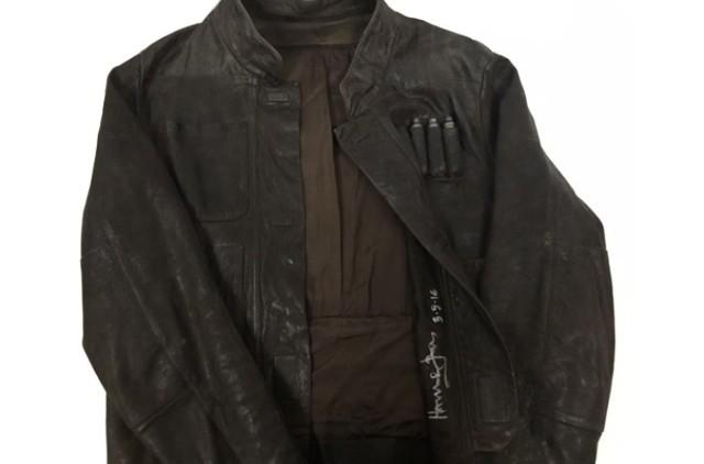 Kurtka Hana Solo trafiła na aukcję! Harrison Ford grał w niej w najnowszej części Star Wars