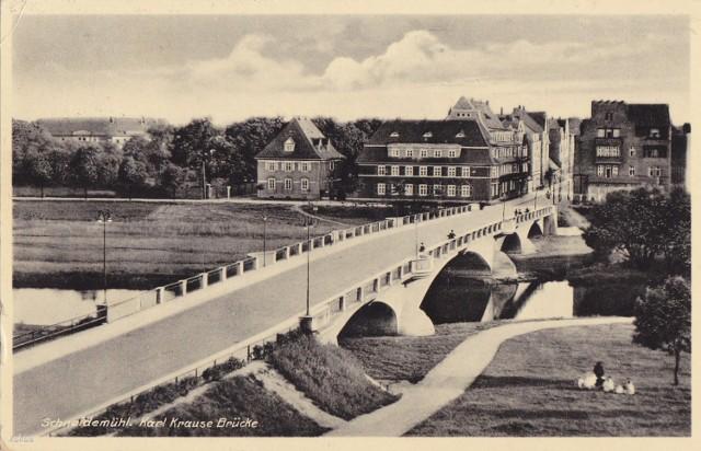 Most Krzywoustego w Pile