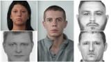 Tak wyglądają poszukiwani przez policję za kradzieże z Kujawsko-Pomorskiego [zdjęcia poszukiwanych]