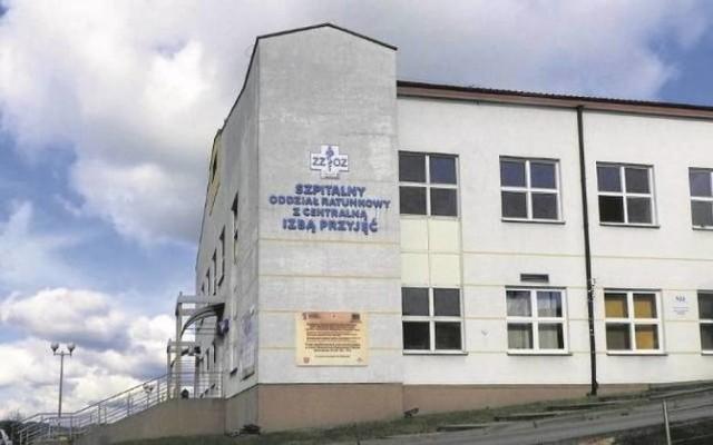 Szpital powiatowy w Wadowicach został wyremontowany, ale spór z wykonawcą prac zakończył się procesem sądowym i ugodą