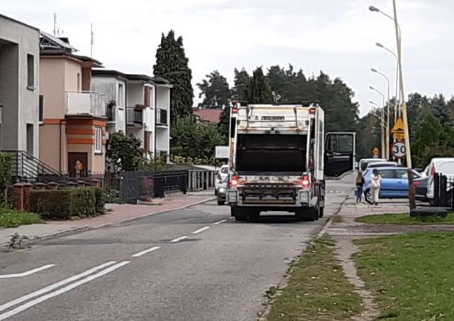 PGK Goleniów wznowiło dzisiaj odbiór śmieci