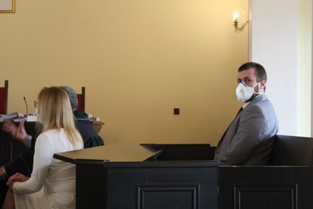 Oskarżony kierowca Sebastian Kościelnik