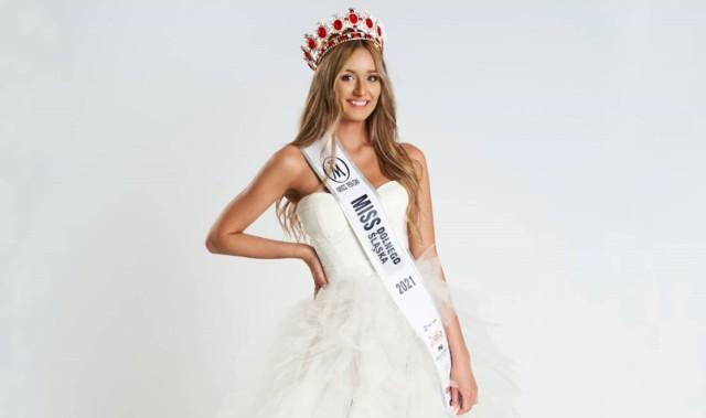 20 sierpnia Jowita Orłowska wystąpi w finale Miss Polski 2021!