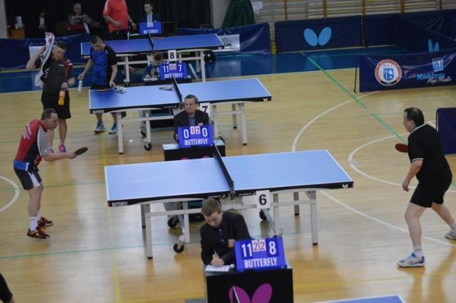 VII Grand Prix Polski Weteranów w tenisie stołowym odbędzie się w kwidzyńskiej hali sportowej przy ul. Mickiewicza.