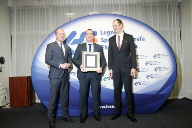 Legnicka Specjalna Strefa Ekonomiczna - nowy inwestor