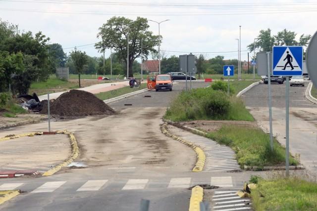 Przebudowa ulicy Sikorskiego w Legnicy.