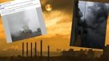 Kłęby dymu i smog to problem Wągrowca, Skoków i innych miejscowości powiatu wągrowieckiego. Jakie działania są prowadzone?