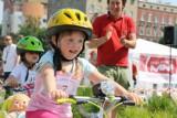 Zgłoś malucha na II Wrocławskie Dziecięce Wyścigi Rowerkowe w parku Tołpy