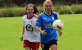 Piłka nożna kobiet. Tak grają piłkarki z Barwałdu i Brzeźnicy. Zobaczcie zdjęcia