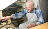 Józef Nowak, szewc z Bełchatowa, świętuje 70 lecie pracy!