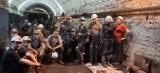 Protest w kopalniach Jankowice i Chwałowice. Górnicy nie wyjadą na powierzchnię